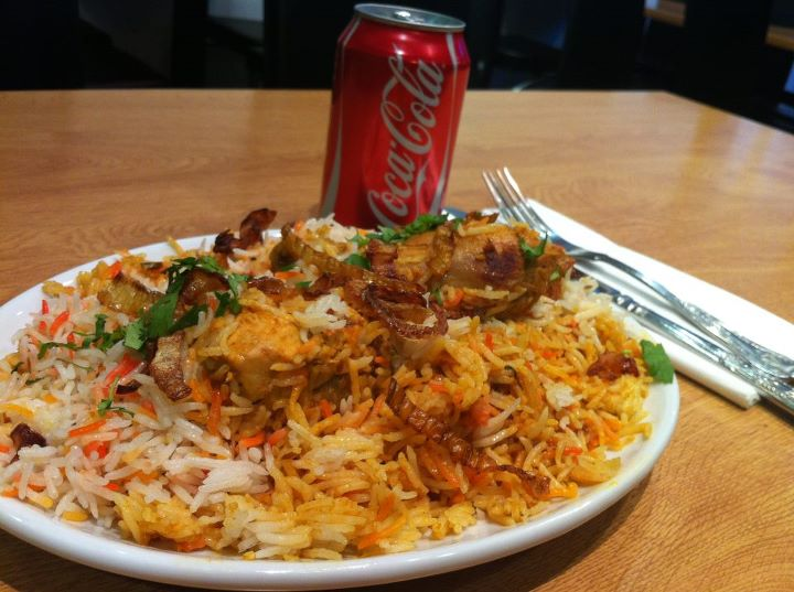 Chicken Biryani @Punjab Restaurant, Harrow HA1 2UA