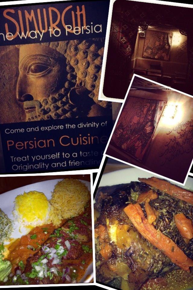 Simurgh- The Way To Persia