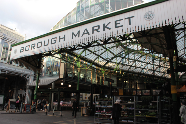 Borough Market- Part 2