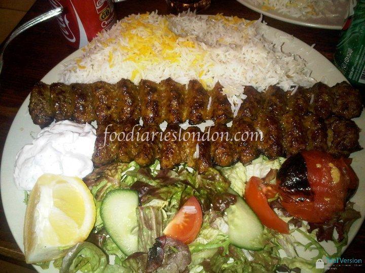 Persian Palace- W13 9AU