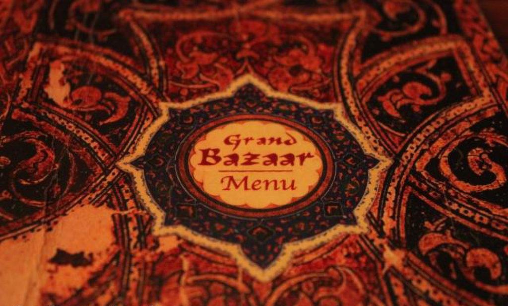 Grand Bazaar-W1N 5HS
