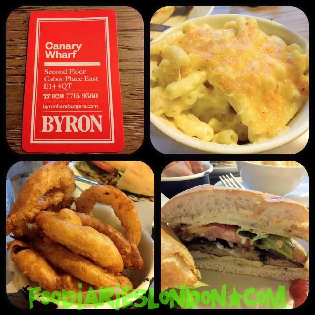 Burger Coma @ Byron