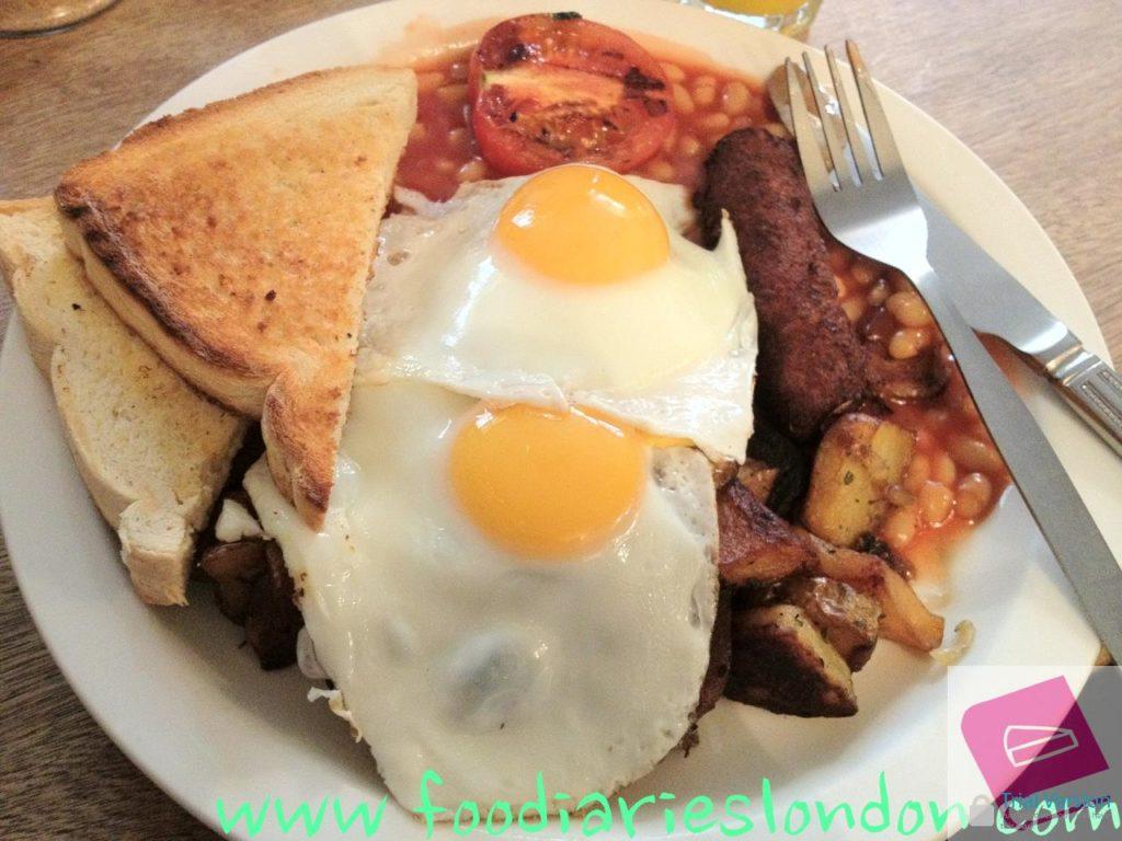The Breakfast Club- Soho W1F 8EU