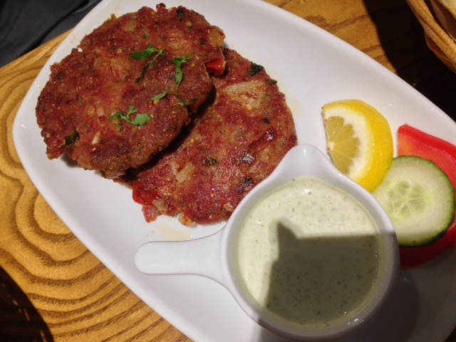 chappali kebab salt n pepper UK