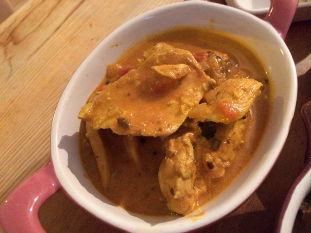Nonya Chicken Curry at Rodells