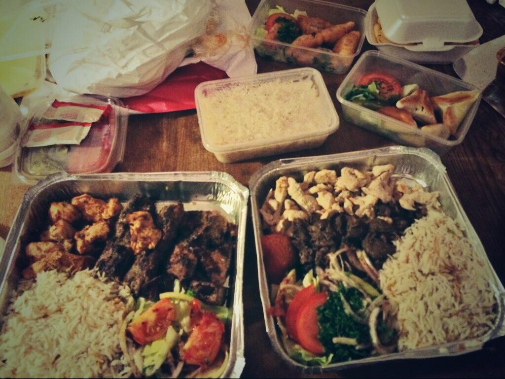 The Cedar Lebanese Restaurant, Maida Vale W9 3EY