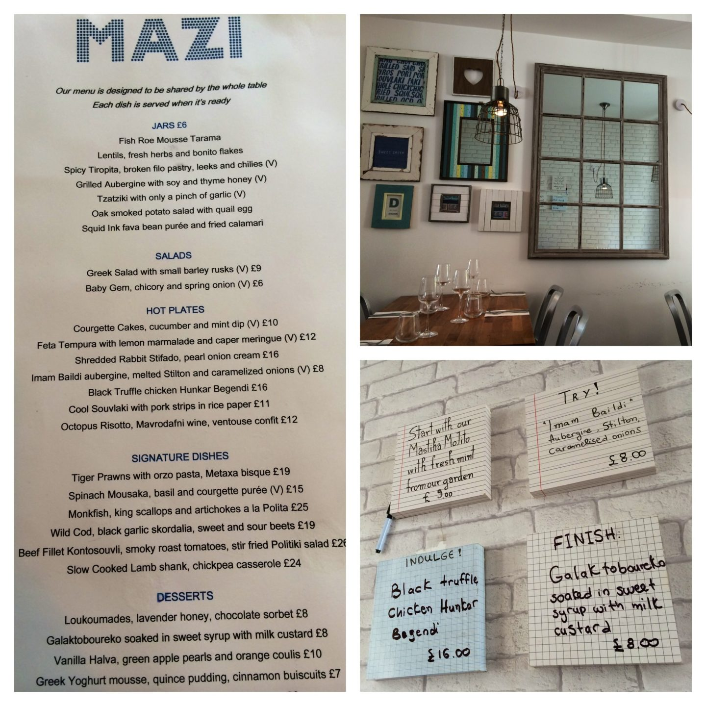 Latest food loves in London you MUST try!