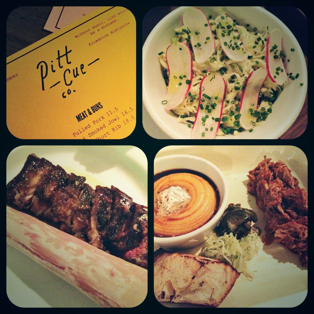 Go meat crazy at Pitt Cue Co., Carnaby Street
