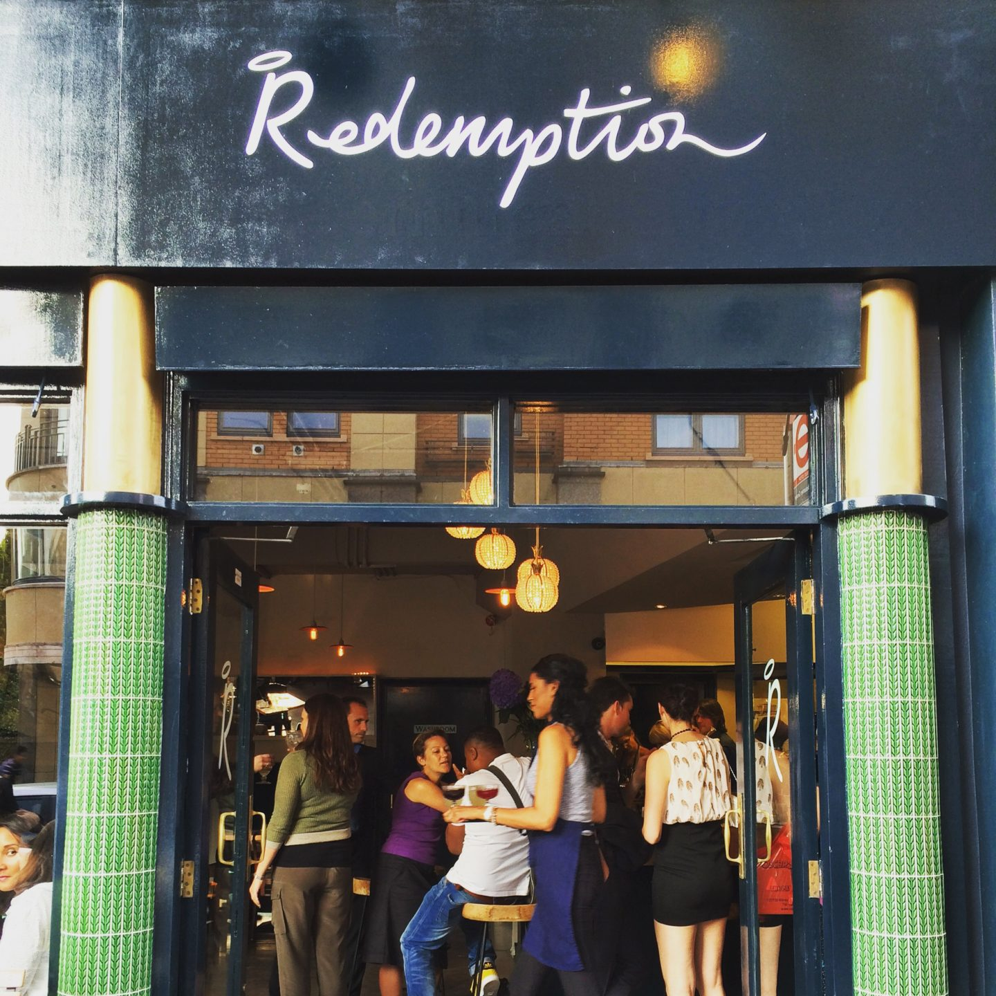 New Opening: Launch Night @ Redemption Restaurant/Bar, Notting Hill, London