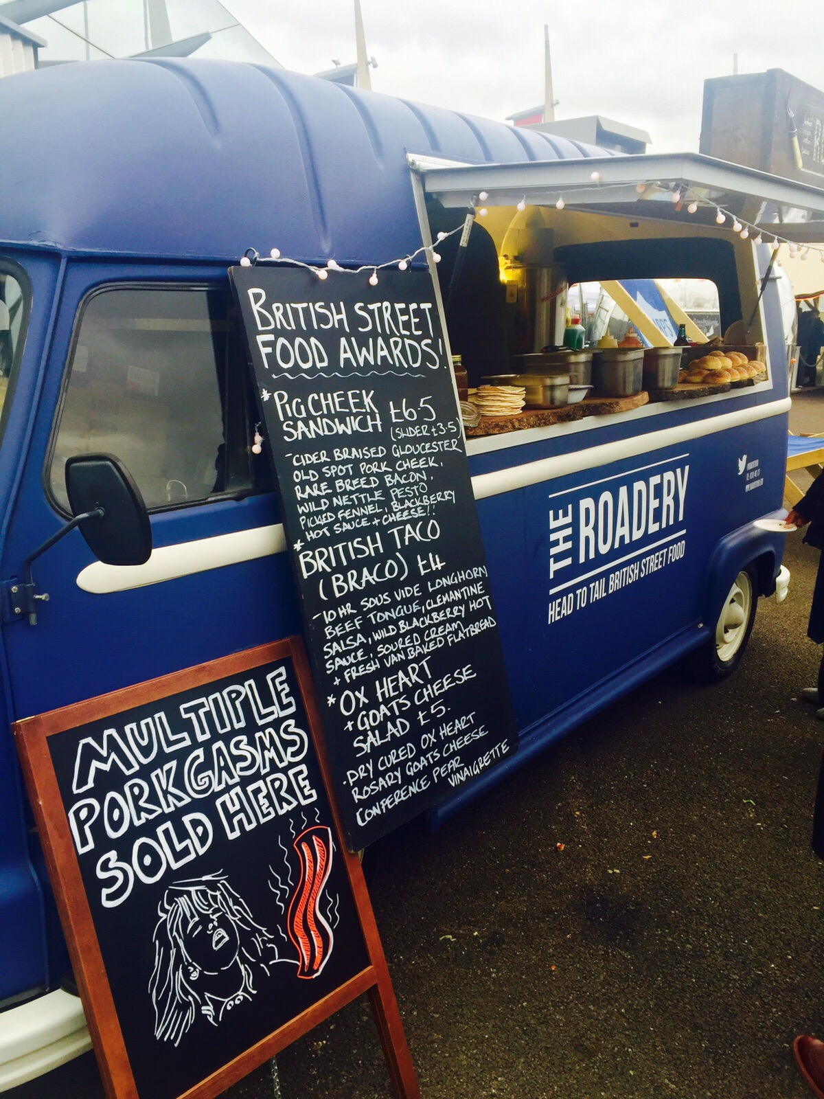 British Street Food Festival Awards 2015- Grand Final
