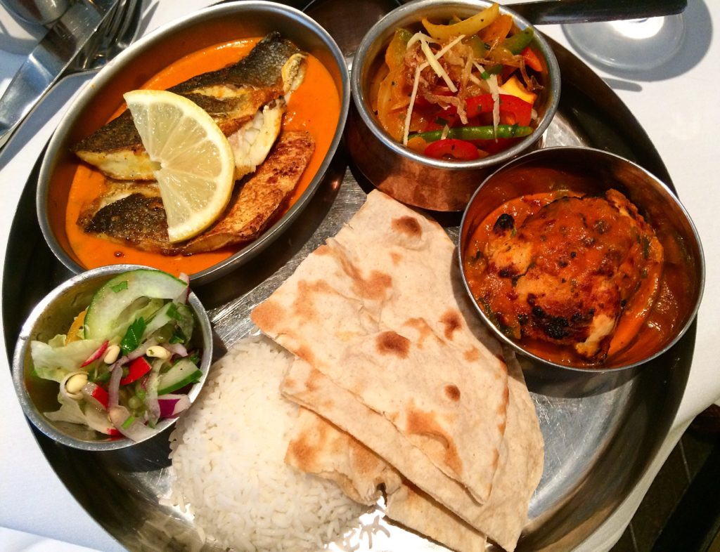 Desi Feast at Simply Indian, Borough