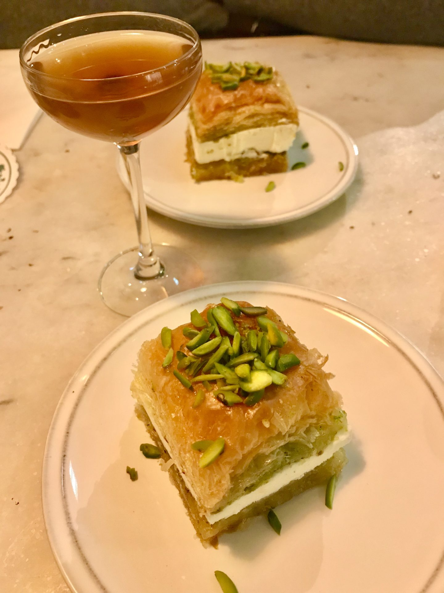 Iranian food, Berenjak Soho