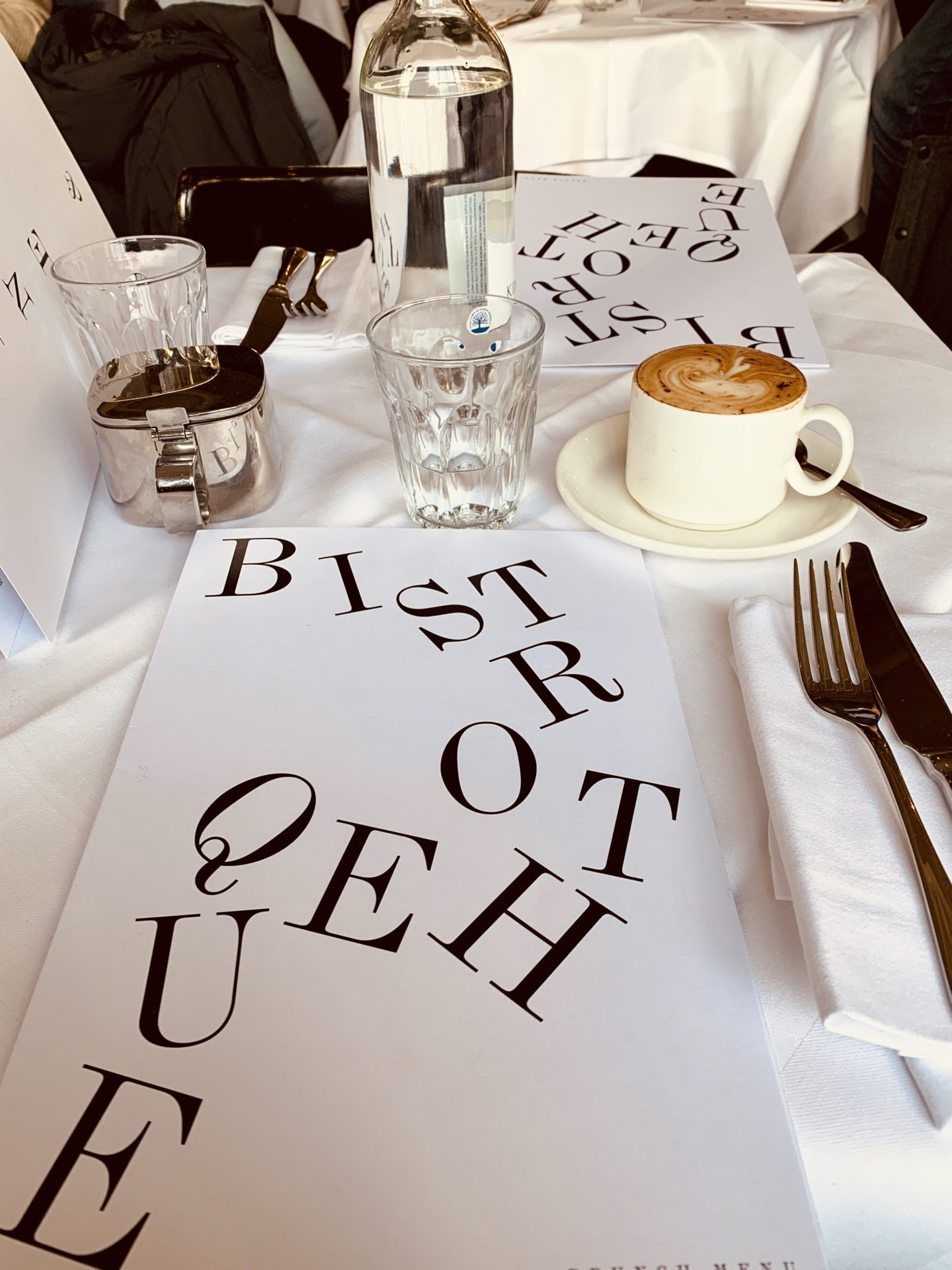 Piano Brunch at Bistrotheque Bethnal Green