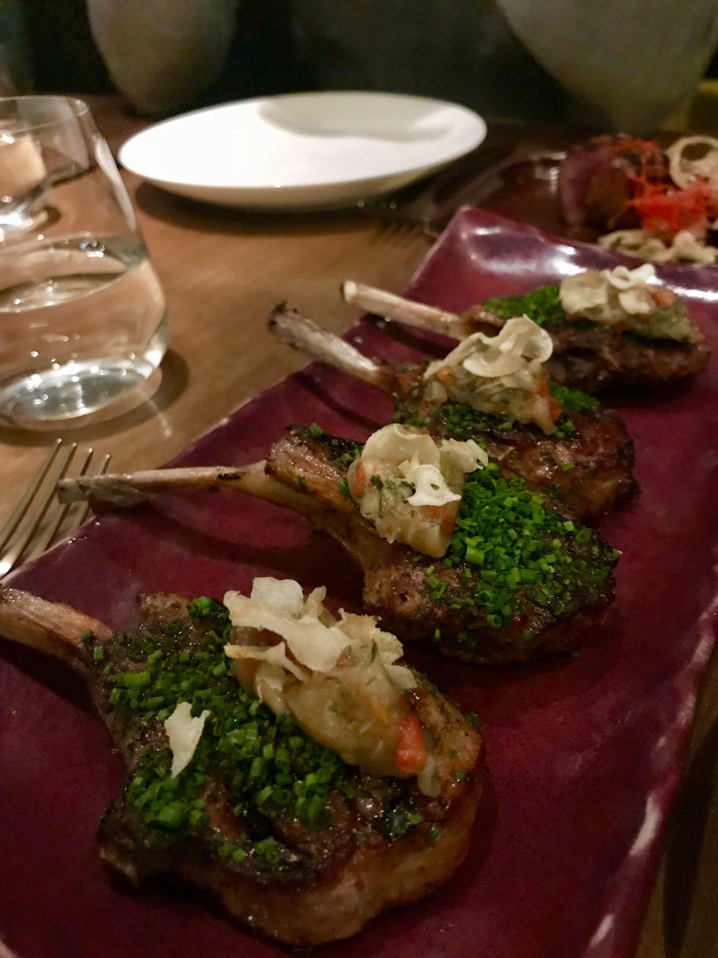 COYA Mayfair, Peruvian food London