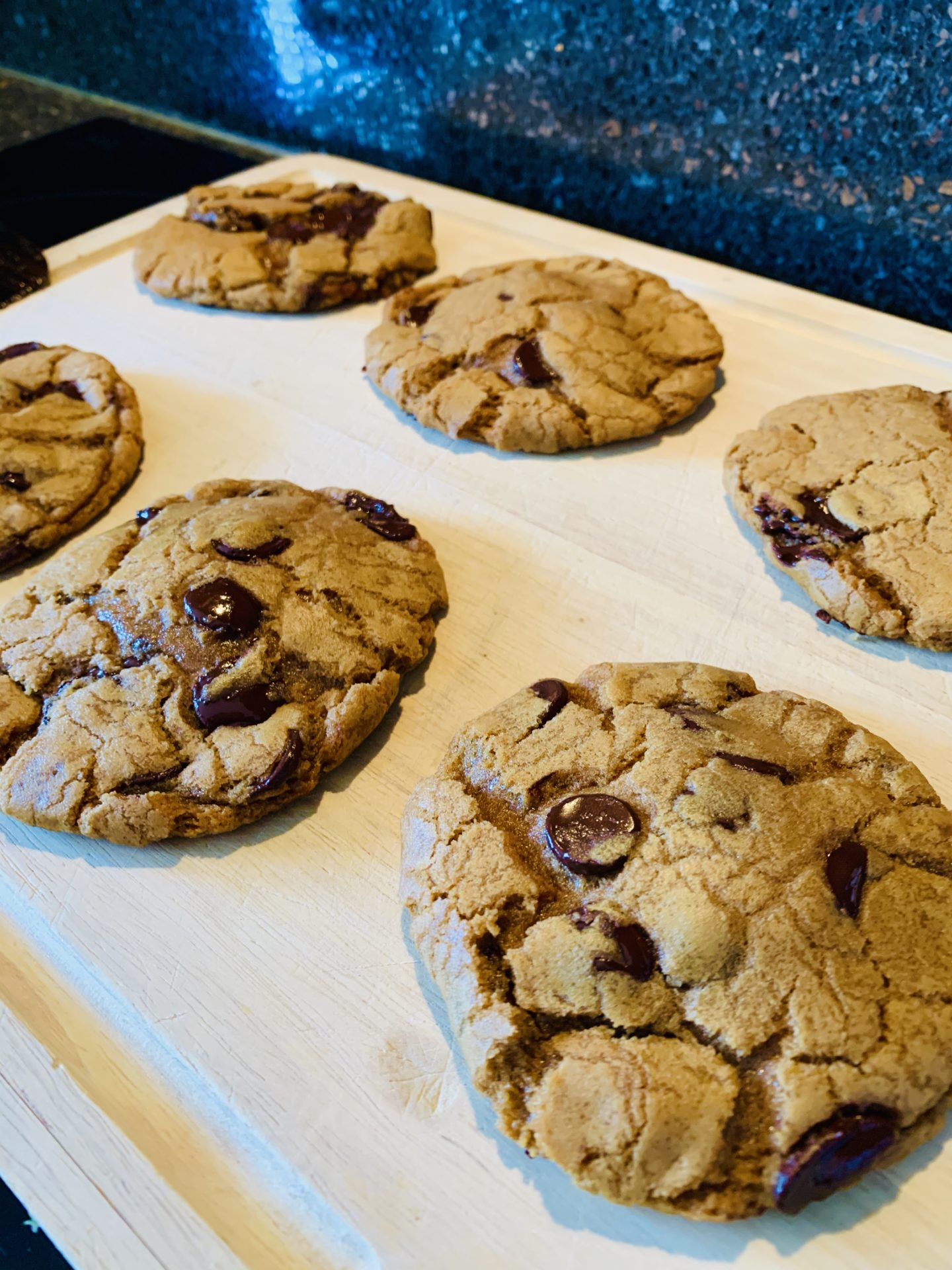 Ravneet Gill recipe Chocolate Chip Cookies